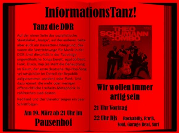 Tanz die DDR