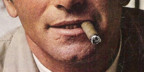 Die Zigarre