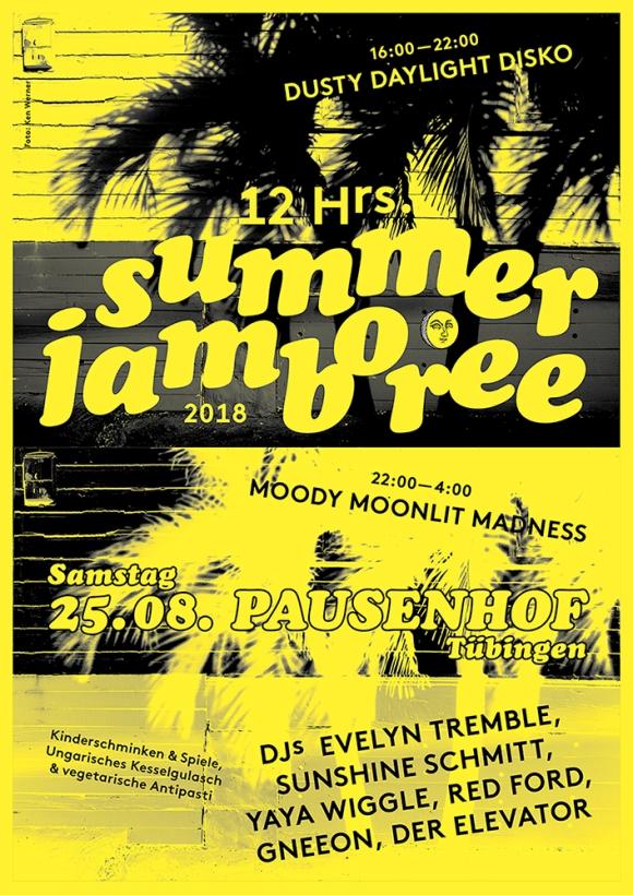 Summer Jamboree 2018