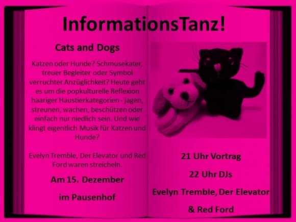 Flyer CatDog